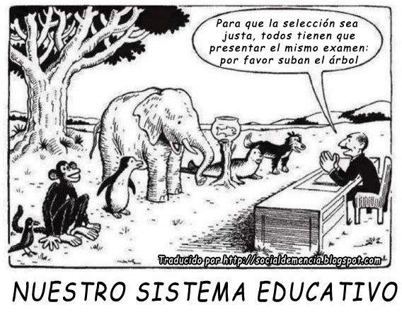 Resultado de imagen para sátira educacion